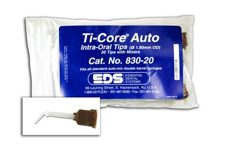 Ti-Core Auto E Oral Tips 20/Pk