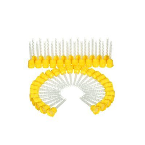 Garant VPS Mixing Tips - Yellow (50)