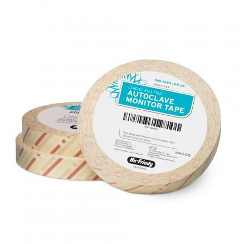 Ims Lead/Latex Free Autoclave Monitor Tape