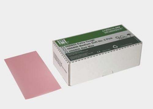 Hygenic Base Plate Wax Medium Soft #3 Pink 1Lb