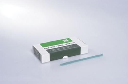 Plastic Wax Sticks Bx 48 Scented Lt.Green