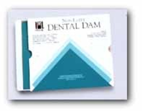Hygenic Convenience Dam Pack 5 X 5 Medium Light Bx 364