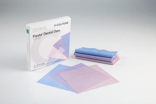 Hygenic Fiesta Dam Scented 6 X 6 Thin - Assrt Bx 36