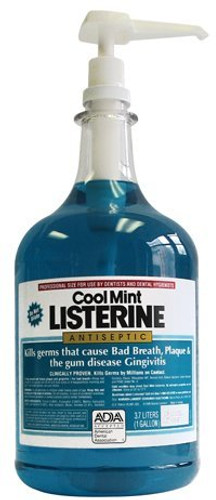 Listerine Cool Mint Gallon 2Pk