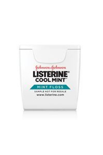 Listerine Cool Mint Floss 5Yd 144/Cs