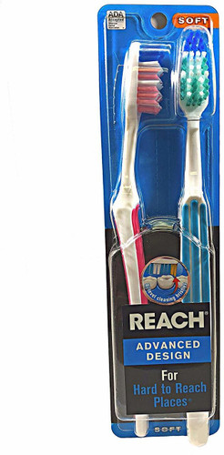 Reach Performance Toothbrush Advanced Design Full Soft 1Dz