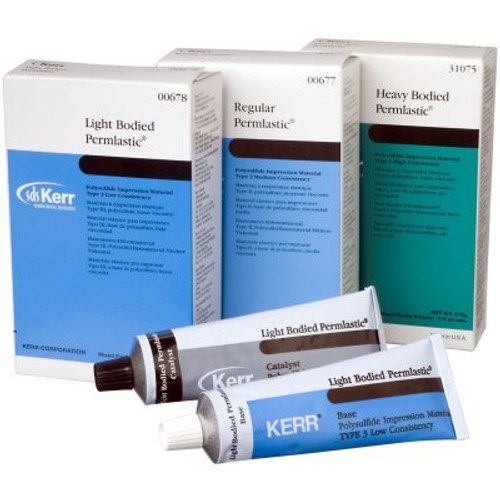 Kerr Permalastic Light Body Bulk Pack