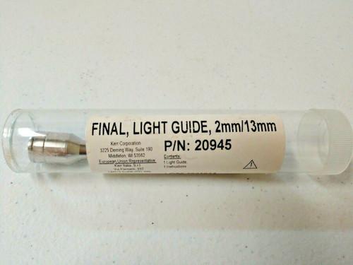 Kerr Kerr Light Guide 2mm Curved