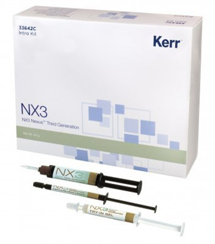 Kerr Nexus 3 Permanent Resin Cement Intro Kit