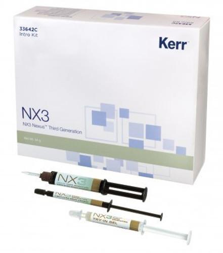 Kerr Nexus 3 Permanent Resin Cement Light Cure Kit