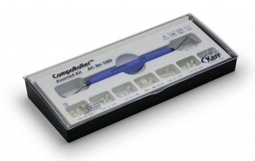Kerr Comporoller Composite Instrument Disc Shaped Tip 100Pk