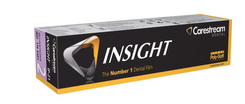 IP-21 INSIGHT FILM #2 150-1PK SUPER POLY