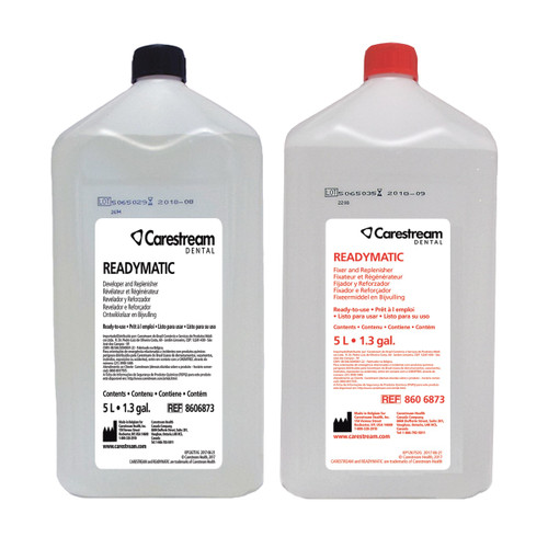 READYMATIC DENTAL CHEM PAK 2x5 L