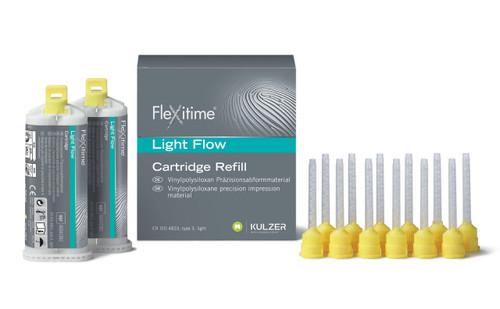 Flexitime Light Flow 50mL Cartridge 2Pk