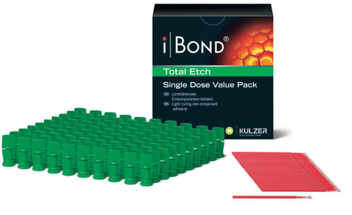 I Bond Total Etch Bond Agent Value Single Dose .15mL 100Pk