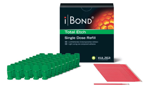 I Bond Total Etch  Single Dose 50X.15