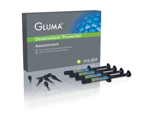 Gluma Power Gel Syringe Kit