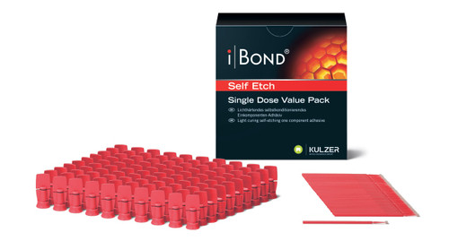 I Bond Self Etch Single Use Value Pack 100 X .15mL