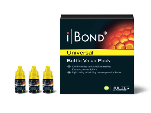 Ibond Universal - Bottle Value Pack 3X4mL