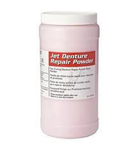 Jet Denture Repair 4-Oz Bttl Powder 100G-Meharry