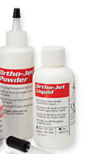 Jet Denture Repair Poun Pkg-Clear