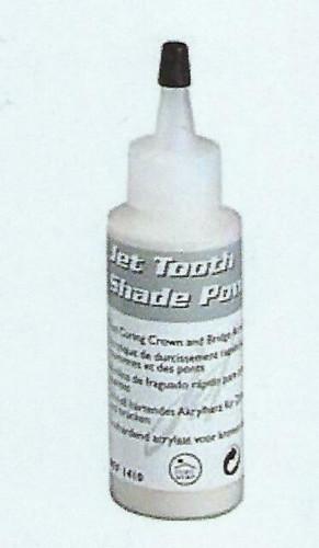Jet Tooth Shade 4-Oz Bttl Powder 100G 62