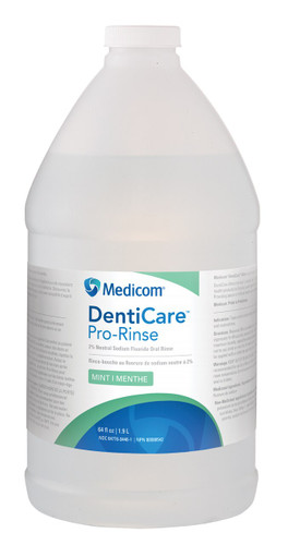 Denti-Care 2% Neutral Sodium Flouride Rinse  67.6Oz Mint