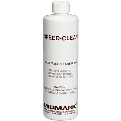 Midmark Speedclean  Autoclave Cleaner 16Oz Bottle