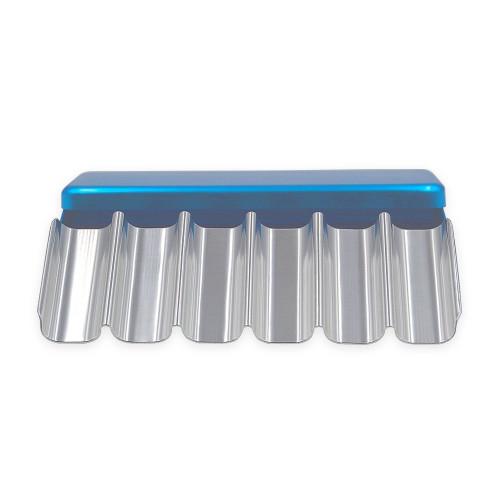 Autoclavable Box - Metal Blue