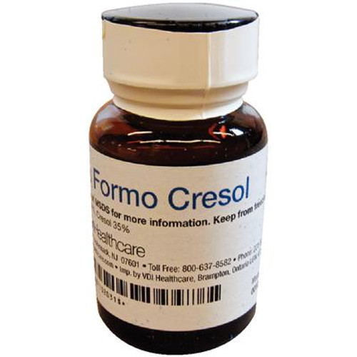 M&S Formo Cresol 1.Oz (30mL) Bottle