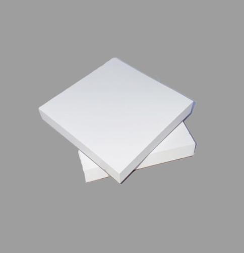 AllSmiles Mixing Pads 3X3 Poly Coated 50 Sheets/Pad