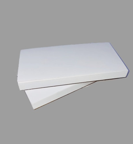 AllSmiles Mixing Pads 3X6 Poly Coated 50 Sheets/Pad