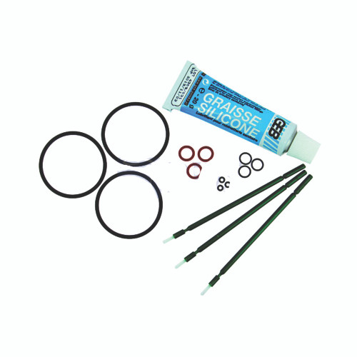Air-N-Go Easy O''Rings Kit Inc: Silicone Grease, 3 Brushes