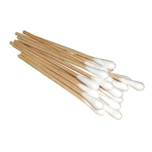 "Cotton Tipped Applicators 3"" Non-Sterile 1000/Pk"