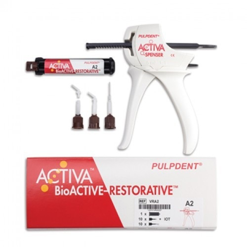 Pulpdent ActIva Bioactive Restorative A2 Starter Kit