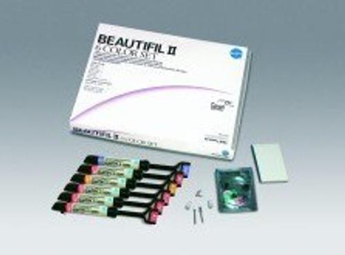 Beautifil Ii Composite Syringe Universal B2 4.5 Gm Refill