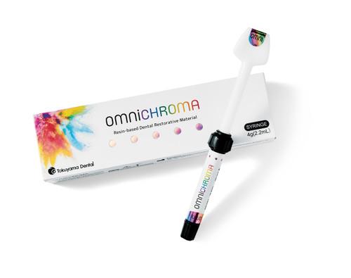 Tokuyama Omnichroma Syringe Universal Shade Composite 1X4Gm