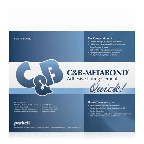 Parkell C&B Metabond Quick Adhesive Kit