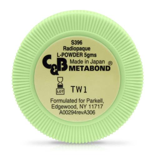 Parkell C&B Metabond L Powder Radiopaque Tooth Shade