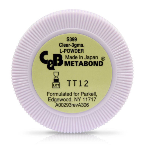 Parkell C&B Metabond Powder Clear
