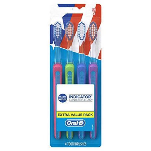 Oral-B Indicator Toothbrushes 40 Soft 12Pk