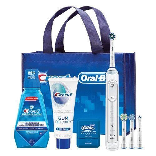 Oral-B Genius Series Gigivitis Electric Toothbrush Bundle