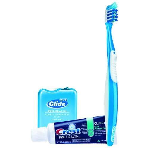 P&G Oral-B Gingivitis Solution Manual Toothbrush Bundle Cs72