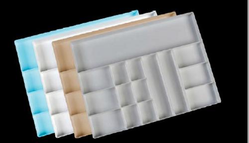 """#303 Drawer Tray White - 16""""L X 12 1/5""""W X 1""""H"""