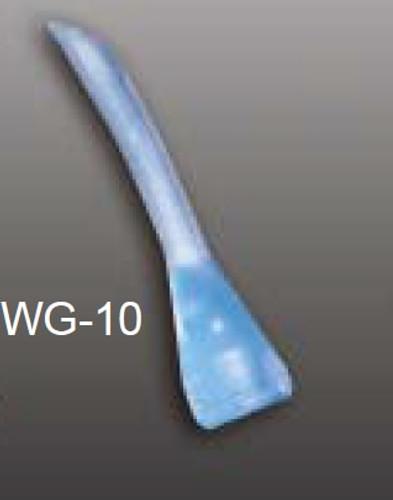 Accuwedges Plastic Wedges  Pkg/100 10mm Blue