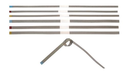 Compo-Strips 6/Pk 150Uf Yellow Fine