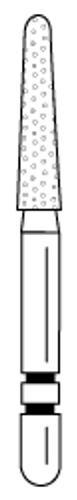 Two Striper Shortcut Diamond Fgss  770.8 S Coarse  5/Pk