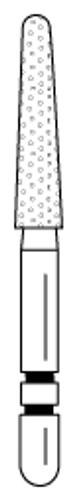 Shortcut Diamond FG 5/Pk 780.9Cs Round E