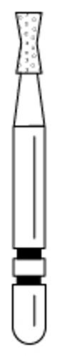 Shortcut Diamond FG 5/Pk 1250S Amalgam R