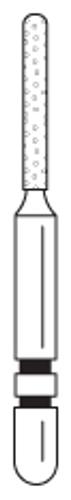 Two-Striper Diamond FG 5/Pk Ks 574.7C 0 Cylinder Round